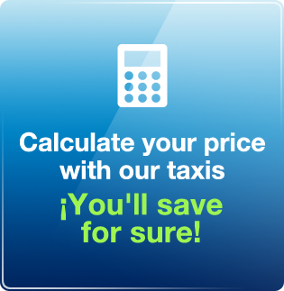 taxis Valencia Calculate price